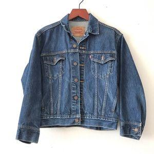 Levi's Denim Jacket [M]